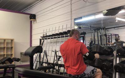 Bodybuilding – Shoulders